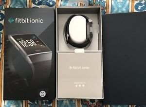 Brand new never used Fitbit ionic