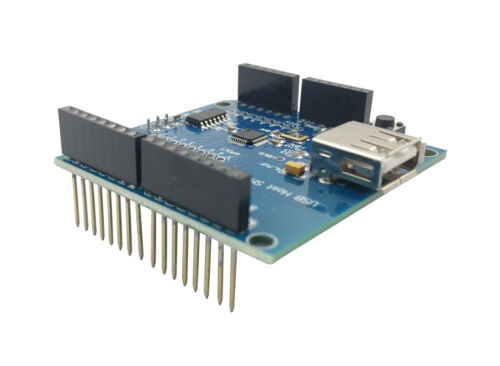 USB Host Shield for Arduino Compatible with Google Android ADK UNO MAX3421E