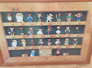 Large Educational wall picture Alphabet Bears Ingleburn Campbelltown Area Preview