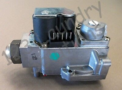 Wascomat Stack Dryer Lower Gas Valve 110v 487171450 Used