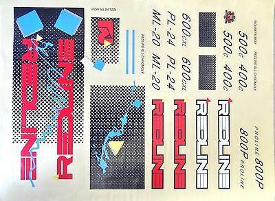 Decals, Stickers - Redline Decals - 2 - Trainers4Me