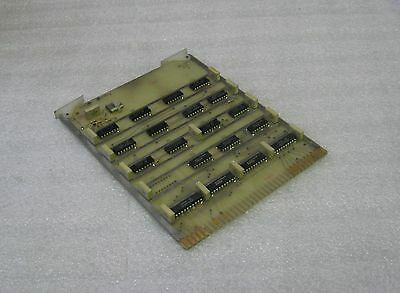 Sharnoa CNC Control PC Board, SE-151x, Used, Warranty