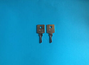 2-Trimark-Motorhome-Precut-Code-Key-TM211-Travel-Trailer-Camper-RV-Lock-Keys