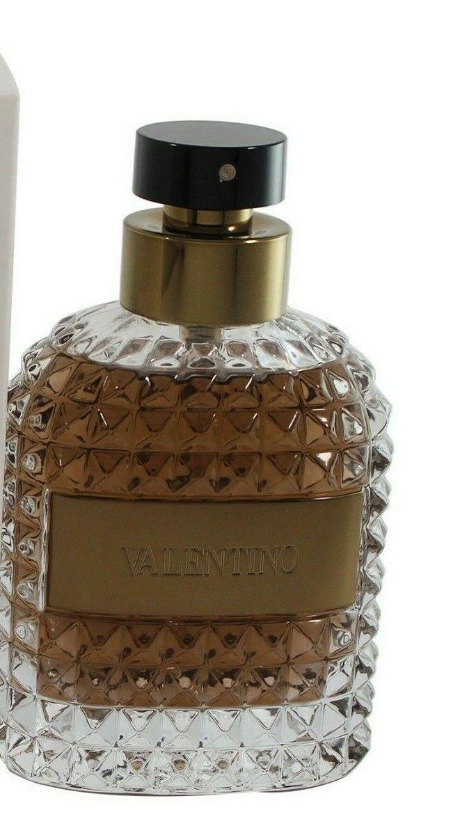 Valentino Uomo by Valentino Tster 3433OZ 100 ML Edt Spray for Men New In Tste