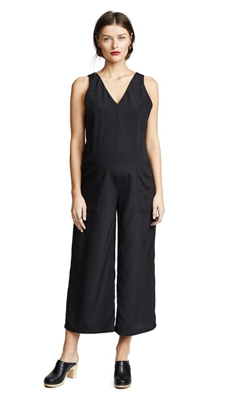 Hatch Maternity Women's THE ALBA JUMPER Black Size 3 (LRG/12) $278 NEW