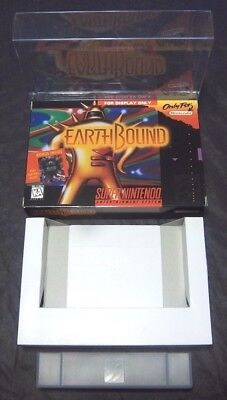 """EarthBound """"For Display Only""""  FAN-MADE Small Box + Cardboard Insert & Protector for sale  Shipping to Canada"""