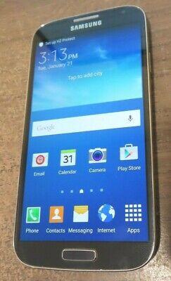 1Samsung Galaxy S4 I545 (GSM Factory unlocked) good great used verizon att