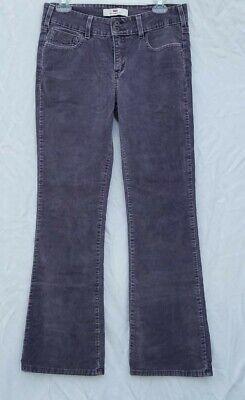 Levi's Women's Dusty Purple Cords/Jeans 526 Size 8M Slender Boot Cut (30x31)  - Boot Cut Cords