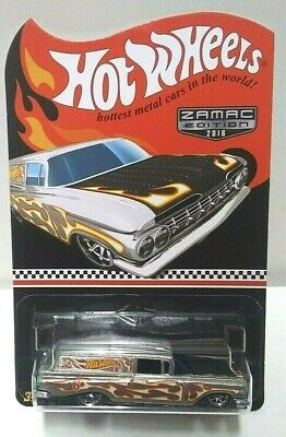 2016 Hot Wheels Collector Edition Zamac '59 Chevy Delivery