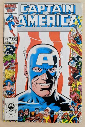 Captain America 323 Super Patriot/John Walker