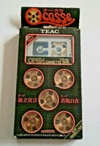 TEAC OC-5N Cassette Tape (Sealed)