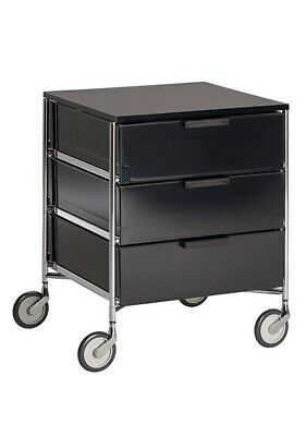 Kartell Mobil Office Drawer Cabinet On Wheels By Antonio Citterio Model 2010l8
