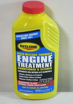 Rislone 4102 Engine Treatment Concentrate OIL Additive Restore Car Truck 16.9oz.