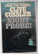 Clive Cussler Night Probe