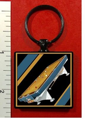 9 FOOT BRUNSWICK GOLD CROWN POOL TABLE CUE CASE ZIPPER CHARM