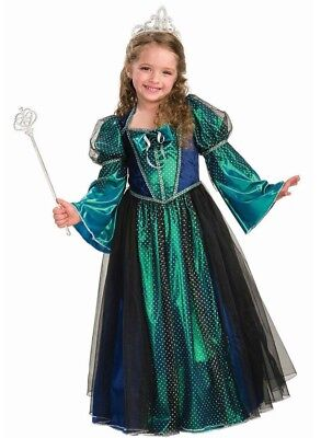 New Twilight Princess Children's Halloween Pretend Play Costume, Kids M 8-10  ()
