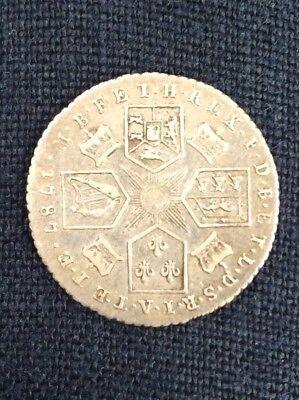1787 George III shilling