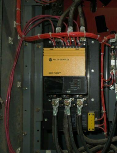 Allen Bradley 150-A135NBD SMC-Plus Soft Starter 100HP 3ph 460 VAC Used