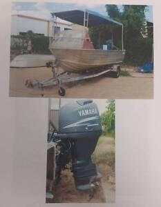 4.9 metre Aliminium Boat Darwin CBD Darwin City Preview