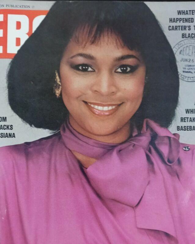 BBW Fashions, VTG July 1981 Ebony Magazine Black Issues, Big Beautiful Women