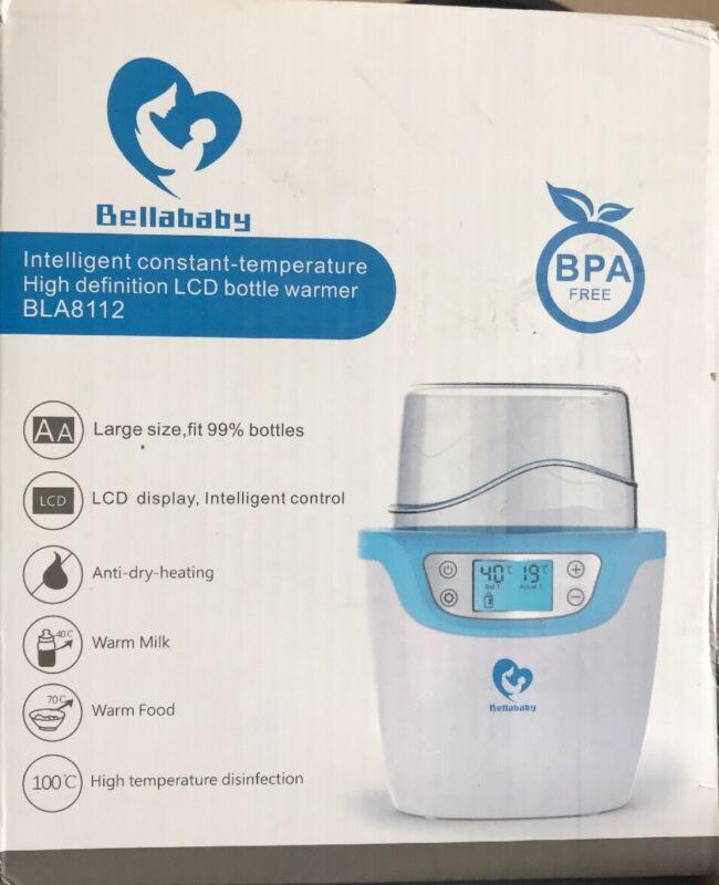 Bellababy BLA8112 Intelligent Baby Bottle Warmer - New