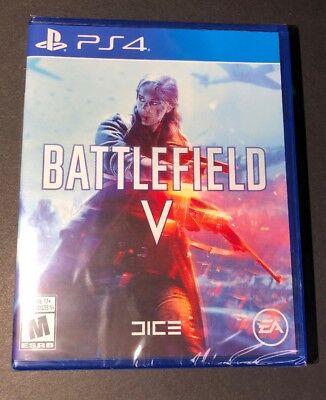 Battlefield V (PS4) NEW