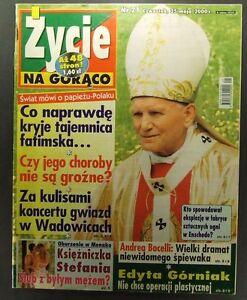 POPE JP II Al Bano & Romina Power,Jennifer Lopez,Andrea Bocelli,Stephanie de Mo - <span itemprop=availableAtOrFrom>europe, Polska</span> - Zwroty są przyjmowane - europe, Polska