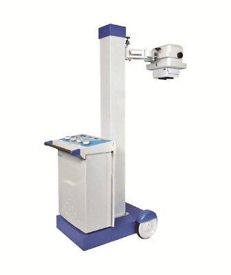 100ma Counter Balance Mobile X-ray Machine Skullchestextremities Spine Abdomen