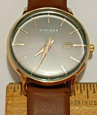 Quartz Men's Akribos XXIV AK1064 Watch
