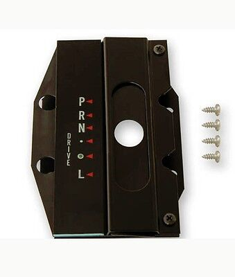 Automatic Console Shift Plate - NEW! 1965-1966 Ford Mustang Console Shifter Shift Plate Assembly Automatic Cars