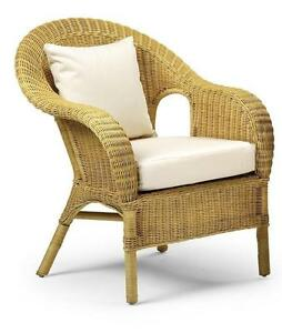 Wicker chair ebay for Bamboo furniture uk