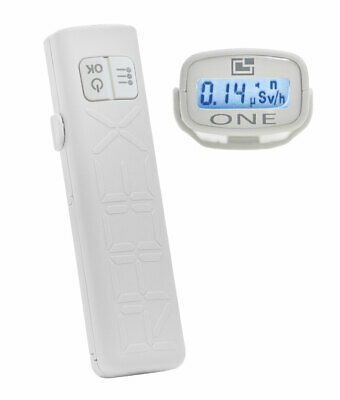 Radex One Compact Personal Radiation Detector Geiger Counter