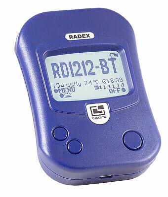 Radex Rd1212-bt Advanced Radiation Detector Geiger Counter