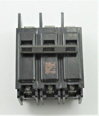 ITE Q360 Warranty 3 POLE 60 AMP 240 VOLT Circuit Breaker