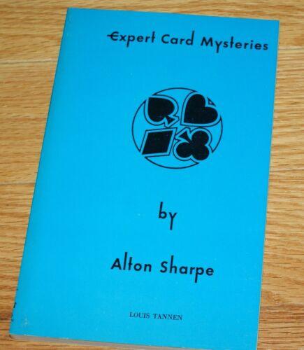 Expert Card Mysteries (Alton Sharpe, 1975, Tannen