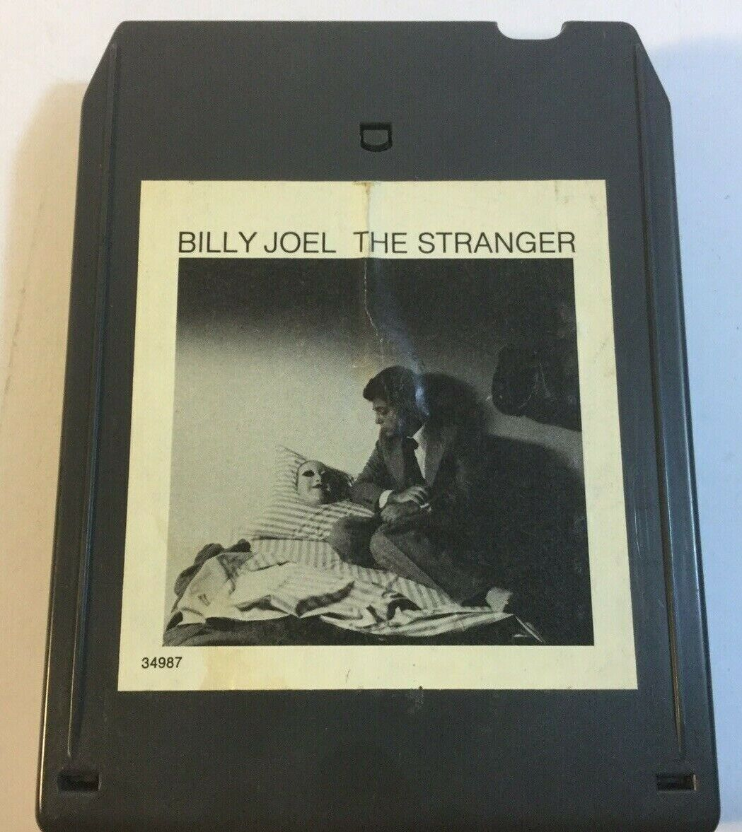 Billy Joel The Stranger 8 Track TESTED - $8.88
