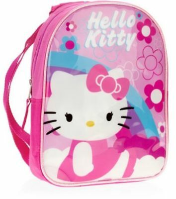 "New Hello Kitty 10"" ""Mini Backpack with Hood !!"