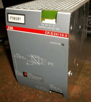 Abb Cp-s 2410.0 Switch Mode Power Supply Q2