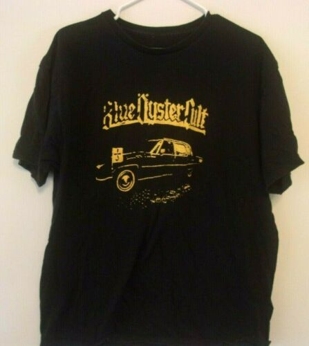 BLUE OYSTER CULT   T Shirt