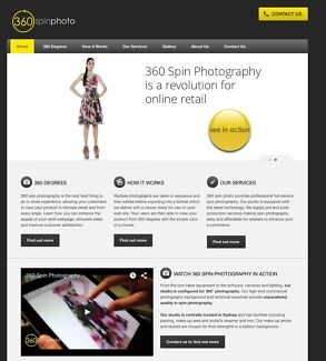 Photography Business- 360 Spin Photography Business Centennial Park Eastern Suburbs Preview