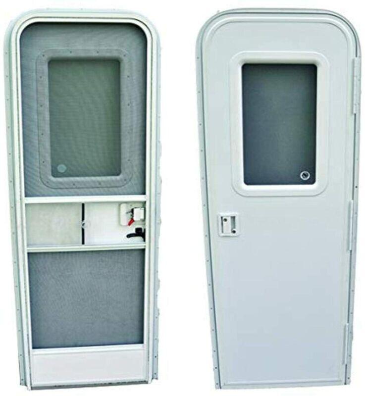 Ap Products Rv Entrance Door Window Glass  015-201495