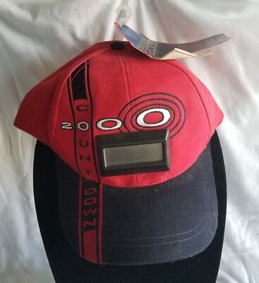 Count Down TO YEAR 2000 Clock on Front Snapback hat Millennium  Deadstock RETRO!