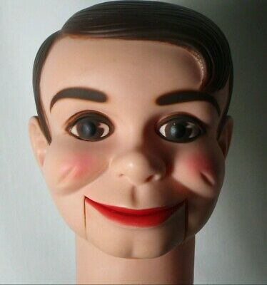 Danny O'Day ventriloquist dummy doll puppet figure Jimmy Nelson vintage folk art