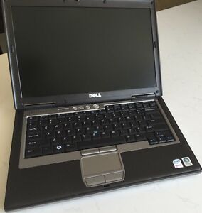 Dell Latitude D630 Laptop * Core 2 Due * Brand NEW Battery * Brand New Charger
