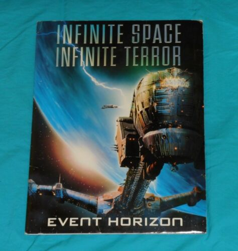 original EVENT HORIZON PRESS KIT