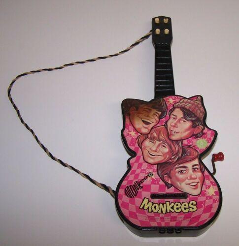 "Monkees Guitar Approx 20"" Mattel 1966 Vintage"