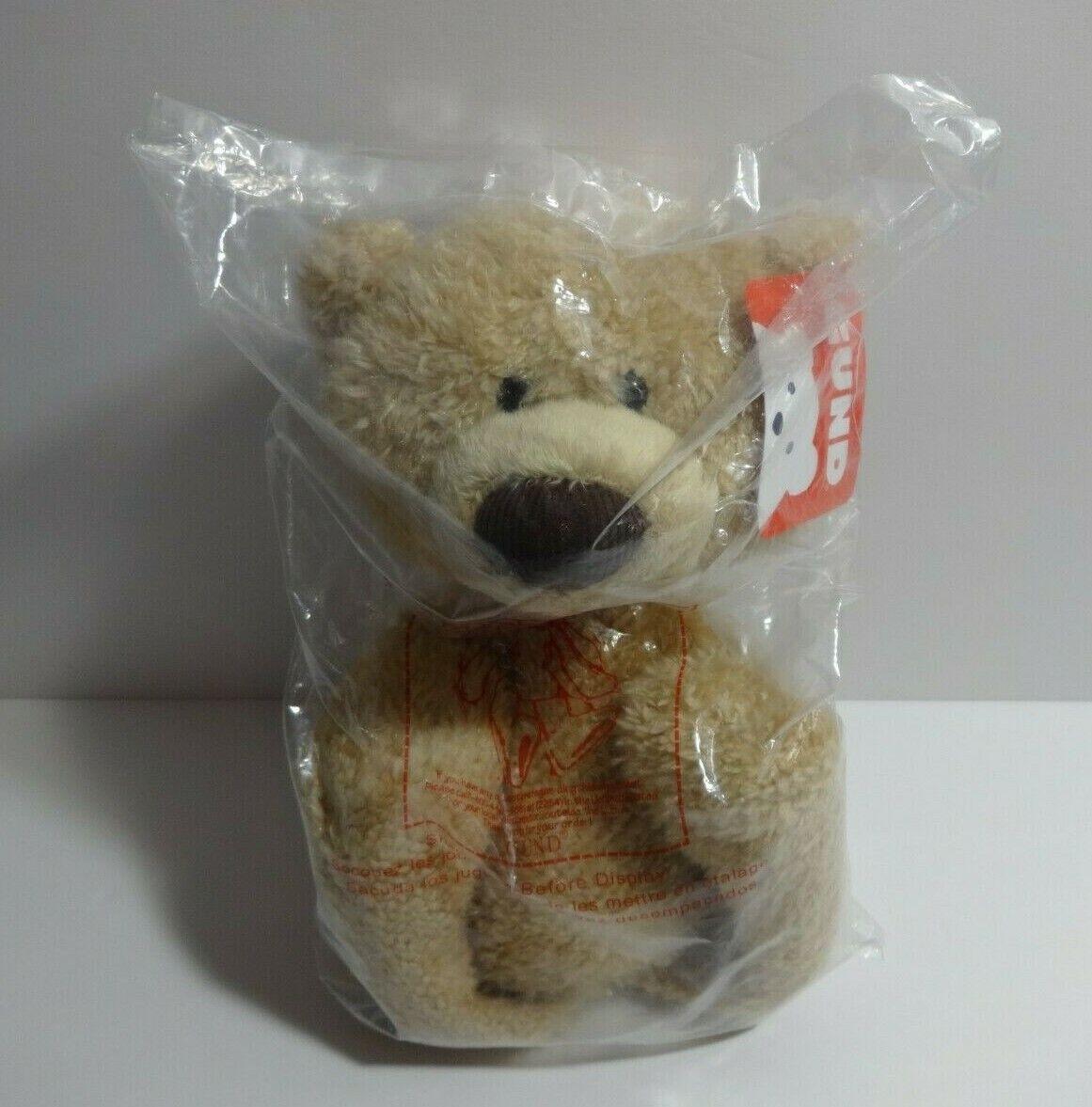 GUND Toothpick Stuffed Animals Teddy Bears Teddy Bear