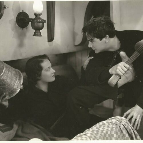 """Evelyn Venable Robert Young Vagabond Lady Funny Promo Movie Photo 8""""x10"""" 1935"""