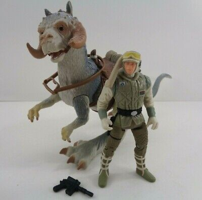 Star Wars POTF Luke Skywalker with Tauntaun Action Figure 1997 Kenner Hasbro