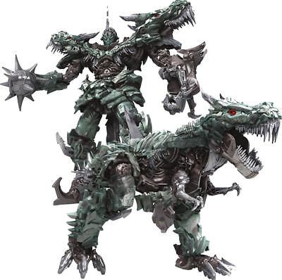 Transformers Generations Movie Studio Series Leader Grimlock Tf4 Action Figure